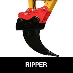 Ripper Digger Attachment